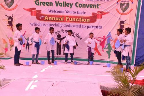 ANNUAL DAY FUNCTION DANCE