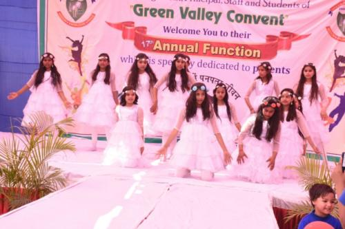 ANNUAL DAY FUNCTION DANCE PERFORMANCE